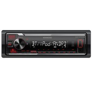 رادیو پخش کنوود KMM-BT205